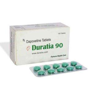 Generisk  DAPOXETINE til salgs i Norge: Duratia 90 mg i online ED-piller shop divide-et-impera.org