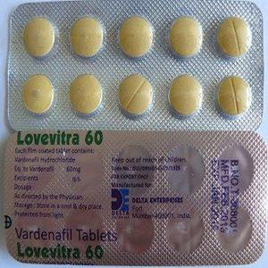 Generisk  VARDENAFIL til salgs i Norge: Lovevitra 60 mg i online ED-piller shop divide-et-impera.org