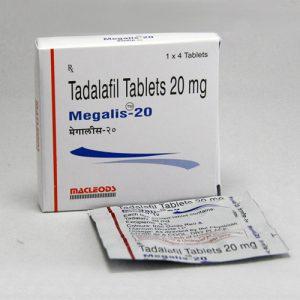 Generisk  TADALAFIL til salgs i Norge: Megalis 20 mg i online ED-piller shop divide-et-impera.org