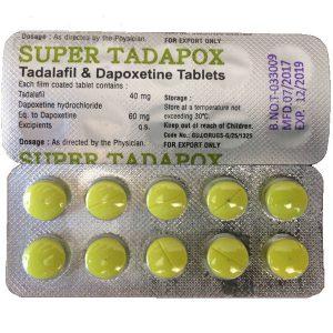 Generisk  DAPOXETINE til salgs i Norge: Super Tapadox i online ED-piller shop divide-et-impera.org