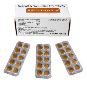 Generisk  DAPOXETINE til salgs i Norge: Super Tadarise i online ED-piller shop divide-et-impera.org