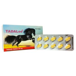 Generisk  TADALAFIL til salgs i Norge: Tadalee 20 mg i online ED-piller shop divide-et-impera.org