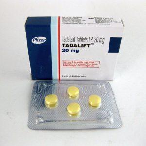 Generisk  TADALAFIL til salgs i Norge: Tadalift 20 mg i online ED-piller shop divide-et-impera.org