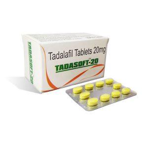 Generisk  TADALAFIL til salgs i Norge: Tadasoft 20 mg i online ED-piller shop divide-et-impera.org