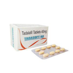 Generisk  TADALAFIL til salgs i Norge: Tadasoft 40 mg i online ED-piller shop divide-et-impera.org
