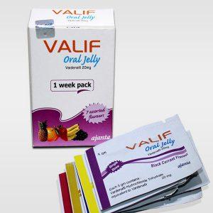 Generisk  VARDENAFIL til salgs i Norge: Valif Oral Jelly 20 mg i online ED-piller shop divide-et-impera.org