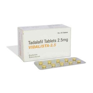 Generisk  TADALAFIL til salgs i Norge: Vidalista 2.5 mg i online ED-piller shop divide-et-impera.org