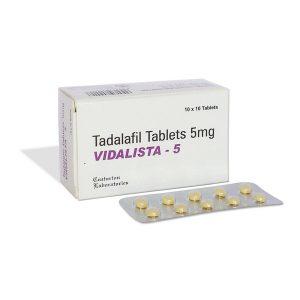 Generisk  TADALAFIL til salgs i Norge: Vidalista 5 mg i online ED-piller shop divide-et-impera.org